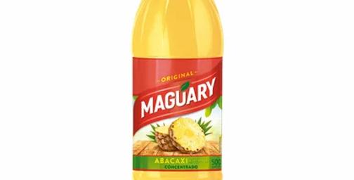Suco Concentrado Abacaxi Maguary 500ml