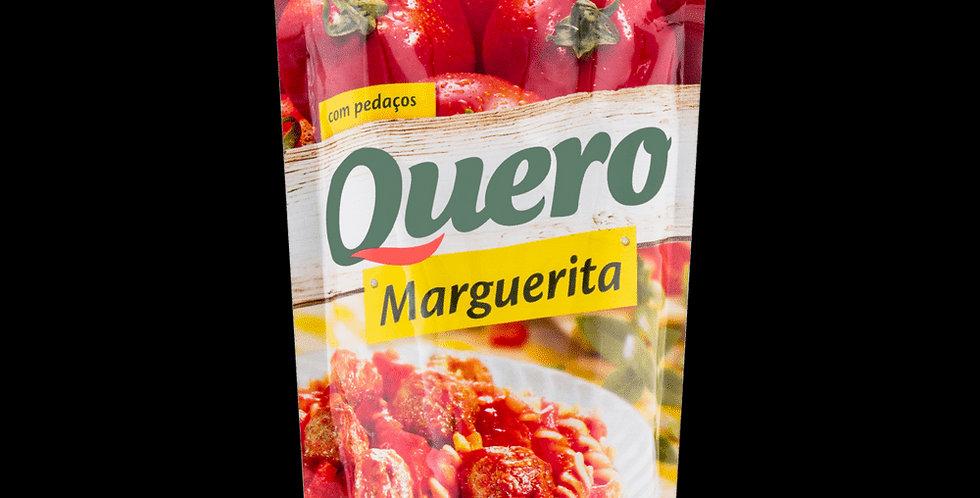 Molho de Tomate Quero Marguerita 340g