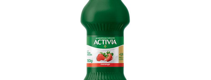 Iogurte Morango Activia 150g