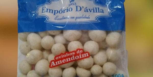 Ovinhos de Amendoim Emporio D'ávilla 100g