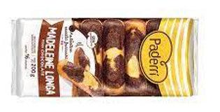 Madeleine Longa Chocolate Paderri 200g