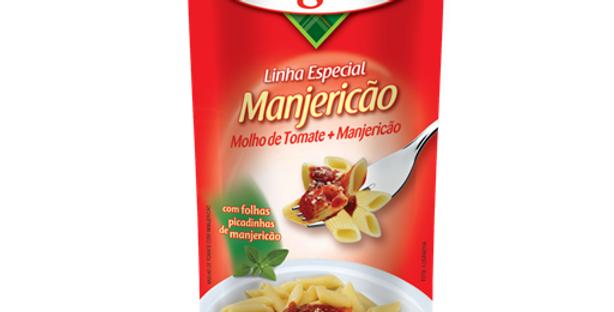 Molho de Tomate Funini Manjericão 340g