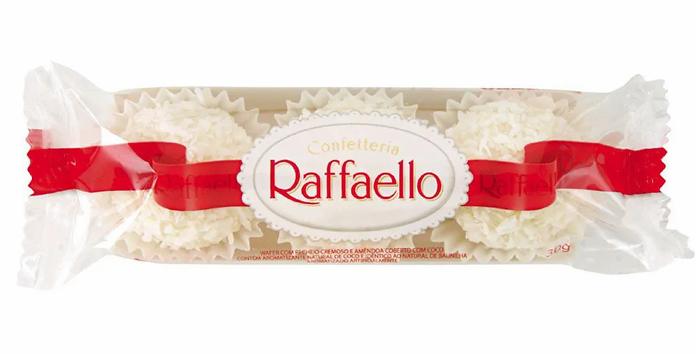 Chocolate Raffaelo 30g