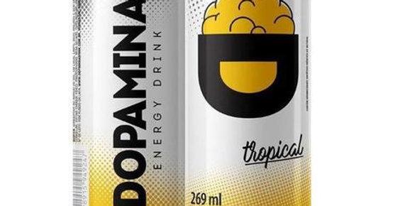 Energético Dopamina Tropical 236ml