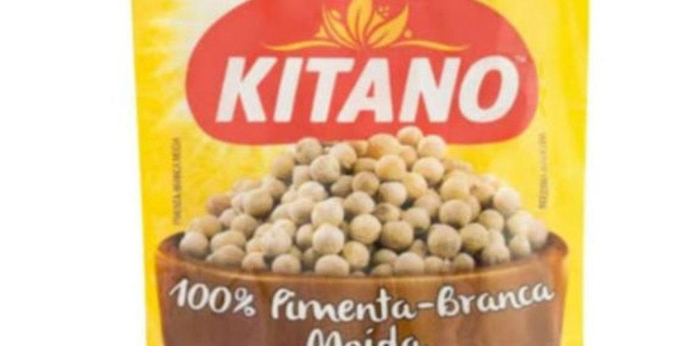 Kitano pimenta branca moída 15g
