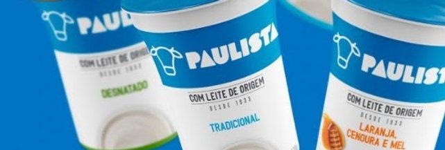 Iogurte Paulista Copo 170g