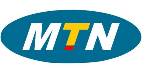 MTN logo of mobile money partner of Oltranz