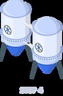 UV Recirculation treatment for Dina Water