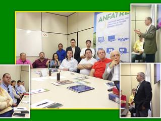 2ª Reunião de Associados 2015 da ANFATRE