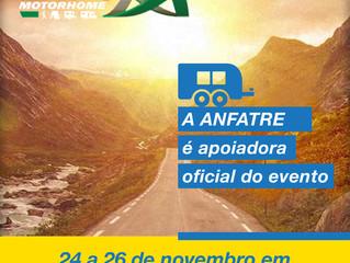 A ANFATRE é apoiadora oficial da Expo Motorhome 2017.