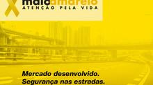 Maio Amarelo - A ANFATRE apoia
