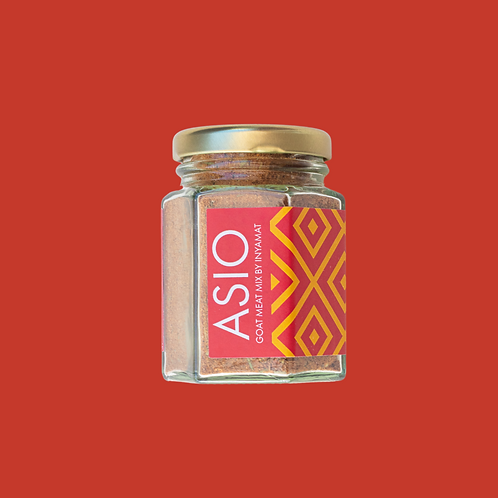 Asio - Goat Meat Spice Mix