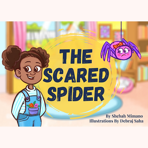 The Scared Spider (Book)