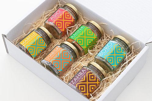Inyamat Spice Box