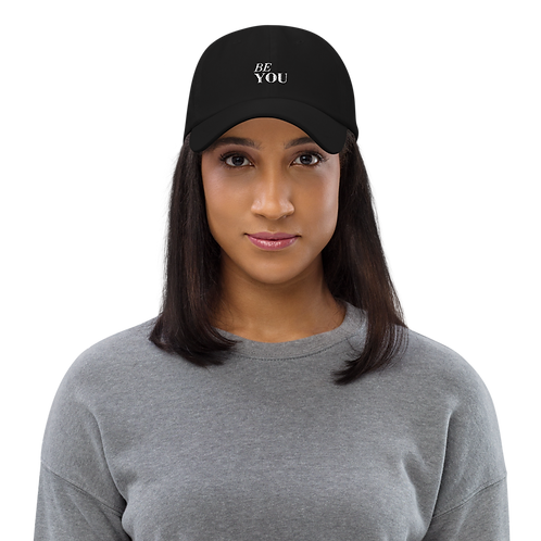 """Be You"" Dad Hat"