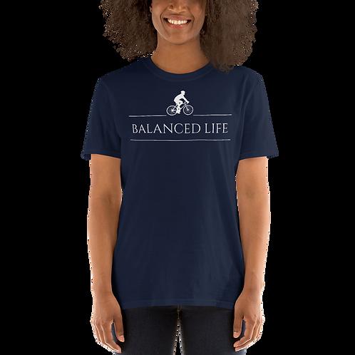 Balanced Life Short-Sleeve Unisex Tee
