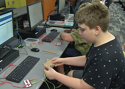 Children on Autism spectrum getting set