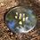 Thumbnail: Calcita Amarela brinco de prata