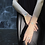 Thumbnail: Topázio azul anel de prata
