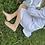 Thumbnail: Cornalina tornozeleira de prata