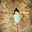 Thumbnail: Opala Andina corrente de prata longa