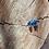 Thumbnail: Sodalita brinco de prata