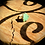 Thumbnail: Crisopázio anel de prata
