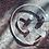 Thumbnail: Topázio Azul gargantilha de prata