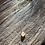Thumbnail: Topázio Amarelo corrente de prata curta