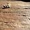 Thumbnail: Calcita Óptica Amarela anel de prata