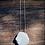 Thumbnail: Pedra da Lua corrente de prata longa