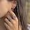 Thumbnail: Sodalita e Tanzanita anel duplo de prata