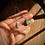 Thumbnail: Esmeralda e Quartzo Rosa escapulário de prata
