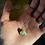 Thumbnail: Nefrita corrente de prata curta