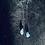 Thumbnail: Água Marinha e Quartzo rosa escapulário de prata