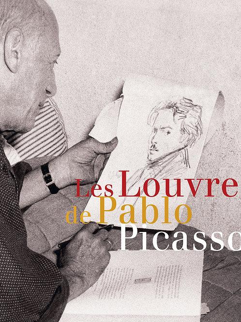 Les Louvre de Pablo Picasso