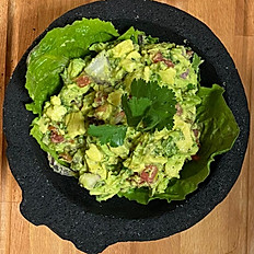 TRADITIONAL GUACAMOLE