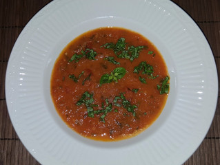 Sun Ripened Tomato Soup