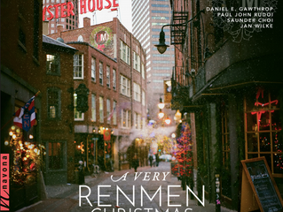 A Very RenMen Christmas – Now Available!