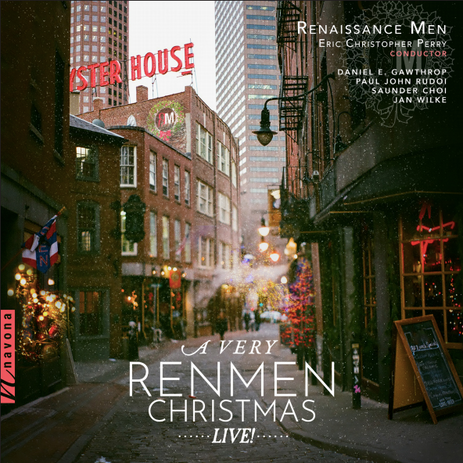 A Very RenMen Christmas LIVE!