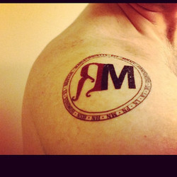 Instagram - RenMen body art! What other Boston-based music group would give away
