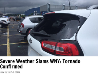 Thursday AM: Tallis and Tornado Warnings: The Plot Thickens