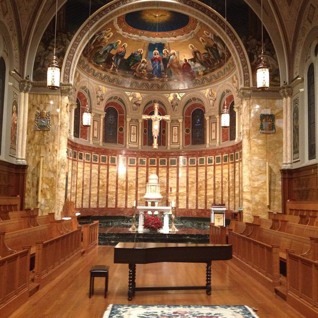 Instagram - Two of our favorite #renmen will be singing Bach here this weekend!