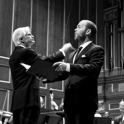 Courtesy Victor Kang. ECP with Cantata Singers, David Hoose, conductor. BWV 77.j
