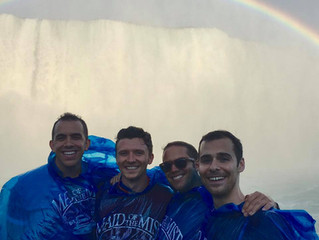 Buffalo: Maid of the Mist and Two Days Licked