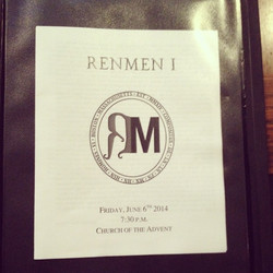 Instagram - Showtime is only an hour away!! #renmen