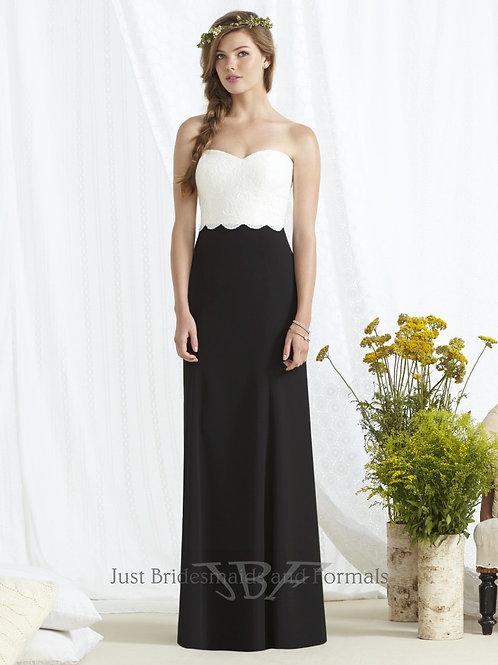 DSB8162 US Size 10 in Black/Ivory