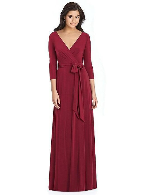 D3027 US Size 16 in Burgundy