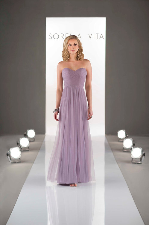 ESV8486 Size 12 in Dusty Lavender
