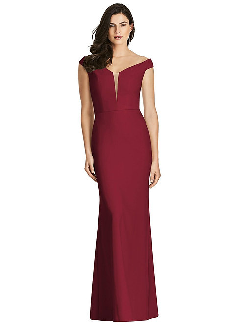 D3016 US Size 16 in Claret